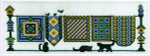 03-1840 Quilts And Kittens by Ursula Michael Design