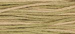 6-Strand Cotton Floss Weeks Dye Works 1121 Straw
