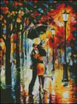 14-1908 Dance Under The Rain by Paula's Patterns