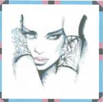 14-1140 Frustration (XS & Needlepoint) by Paula's Patterns