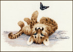 13-2142 Cougar Kitten by Stitching Studio, The