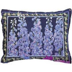 40006 Primavera Needlepoint Kit Delphiniums