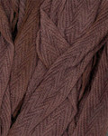 """CCR-033 Cocoa Bean 1/2"""" Twill Tape (3y by Classic Colorworks"""