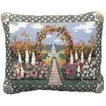 40033 Primavera Needlepoint Kit Secret Garden