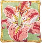 40014 Primavera Needlepoint Kit Single Lily