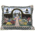 40052 Primavera Needlepoint Kit Enchanted Garden