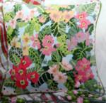 40075 Primavera Needlepoint Kit Garden Primroses