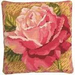 40015 Primavera Needlepoint Kit Single Rose