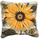40025 Primavera Needlepoint Kit Sunflower Heaven