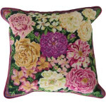 40074 Primavera Needlepoint Kit Rose Garden