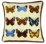 52003 Butterfly One Off Needlework
