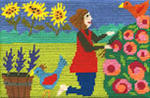 Jennifer Pudney Kit 3053 I'd Rather Be Gardening