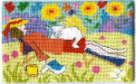 Jennifer Pudney Kit 3049 Cat Nap