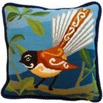42006 Fantail The Stitchsmith Needlepoint Kit