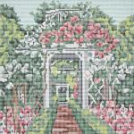 BR08 Barbara Russell Garden Gazebo