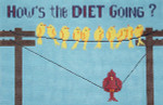 BR075 Barbara Russell The Diet