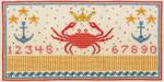 17-2050 ATO-XS17158 KING CRAB SAMPLER (CS) 141w x 71h  Artful Offerings