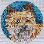 BR430 Barbara Russell Cairn Terrier