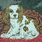 BR015 Barbara Russell King Charles On Paisley
