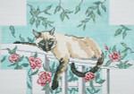 BR032 Barbara Russell Cat Doorstop