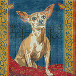 BR142 Barbara Russell The Chihuahua