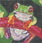 BR161 Barbara Russell Frog Coaster 2