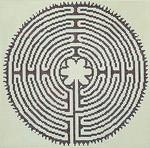 BR166 Barbara Russell Labyrinth