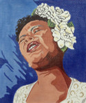 BR184 Barbara Russell Billie Holiday