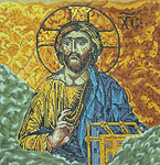 BR174 Barbara Russell Christ Icon 13th Century Constantinople