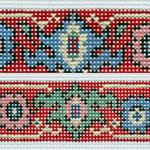 BR238 Barbara Russell Turkistan Dog Collar