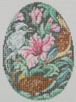 BR258 Barbara Russell Bird Medley Egg
