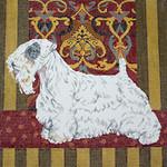 BR235 Barbara Russell Sealyham Terrier