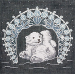 BR291 Barbara Russell Polar Bear Cub