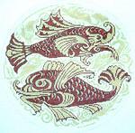 BR314 Barbara Russell Fish Circular