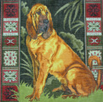 BR327 Barbara Russell The Bloodhound