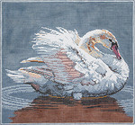 BR370 Barbara Russell Brande's Swan