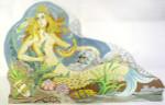 BR409 Barbara Russell Galina's Mermaid