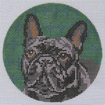 BR429 Barbara Russell French Bulldog