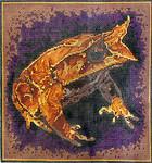 BR411 Barbara Russell Thai Leaf Frog