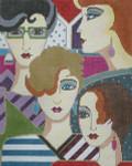 BRC24 Barbara Russell Girls Club Designs By Clarice
