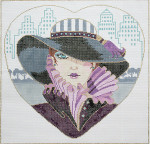 BRC16 Barbara Russell Lady Chicago Designs By Clarice