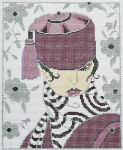 BRC10 Barbara Russell Lady D Designs By Clarice