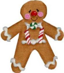 CT-601 Gingerbread Boy/Candy Canes Associated Talents