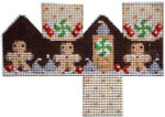 HH-401 Mini Cottage-Gingerbread Boys Associated Talents