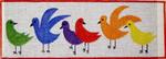 A50 Rainbow Gulls 13 x 4.75 18 Mesh Changing Women Designs