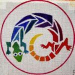 A21 Chameleon  8d 18 Mesh Changing Women Designs