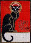 A72* Chat Noir* 11 x 14  18 Mesh Changing Women Designs