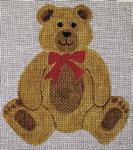 A80TB  Teddy Bear 8x9  13 Mesh Changing Women Designs