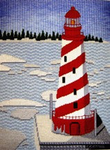 B17cwd Michigan Lighthouse Winter 8.25 x 11  18 Mesh Changing Women Designs