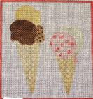 C12 Ice Cream Cone 13 Mesh Changing Women Designs